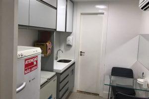 Sala de Testes e Vacinas